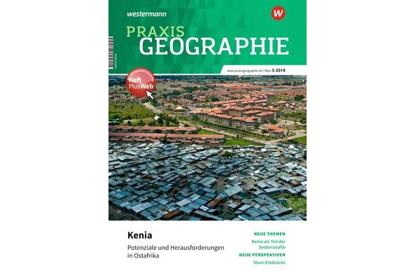Beitrag von unseren Vereinsmitgliedern in der Zeitschrift Praxis Geographie